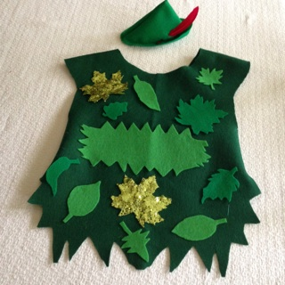 Second Star to the Right: Peter Pan Inspired Dog Costume (5/6)